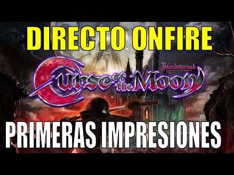 BLOODSTAINED - CURSE OF THE MOON