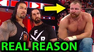 Real Reasons Why Roman Reigns & Seth Rollins Saved Dean Ambrose on RAW