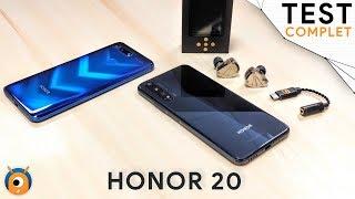 Vidéo-Test : Test : Honor 20 - trop proche Honor View 20