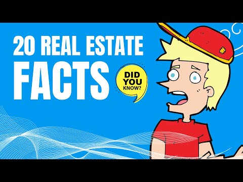 20 Real Estate Business Facts That will Blow Your Mind