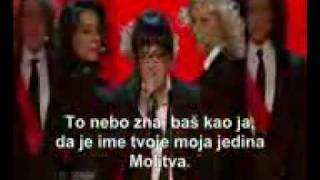 Eurovision 2007 Marija Serifovic (Serbia) - Molitva (karaoke version) [www.keepvid.com].3gp