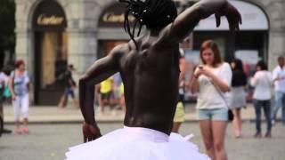 Kaolack street dancer - Alors on danse (Stromae Remix) @ Prague