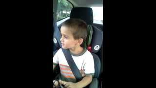 Your Love by The Outfield sung by 5-Year-Old