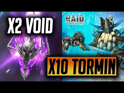 Top 3 Voids everywhere for Legendary, Epic and Rare! | Raid: Shadow Legends