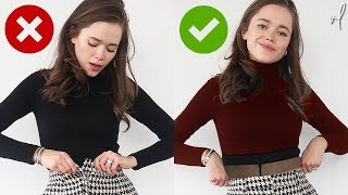 11 FASHION HACKS TO SURVIVE WINTER | ** LIFE SAVER **