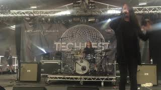 Humanitys Last Breath / Ocean Drinker (Live Techfest, 2017)