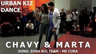 Chavy & Marta Kizomba Dance @ KIZMI 2016 Milano Kizomba Festival | Me Cura - Zona Sul Team