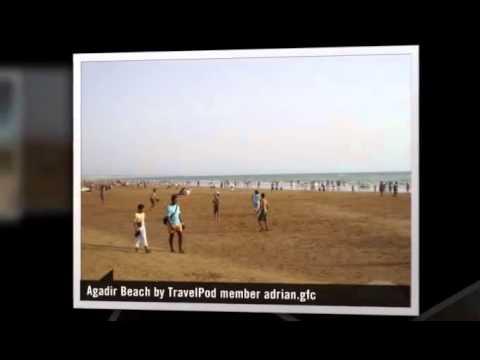 Agadir Beach – Agadir, Morocco