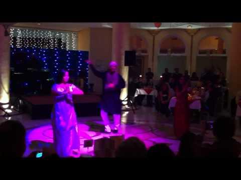 Hindu Dance Show at 2011 New Year's Eve Celebration – Tunisia