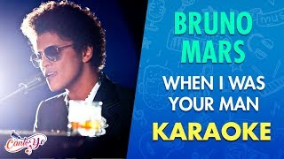 Bruno Mars - When I Was Your Man (Official Cantoyo video)
