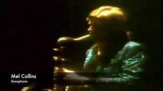 Mel Collins live with Dire Straits - Alchemy Live World Tour - 1982/3
