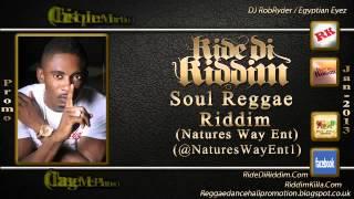 Soul reggae riddim