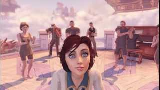 Bioshock Infinite: EASTER EGG (Girls Just Want To Have Fun!)