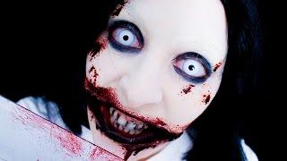 JEFF THE KILLER   Makeup FX
