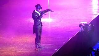 Ne-Yo live @ O2 Arena in London - Stay with me - 27/02/11