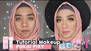 Romantic Sweet Makeup Tutorial Menggunakan  Produk Pixy | Holiday Makeup width=