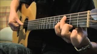 Sound of Silence (Simon & Garfunkel) - Fingerstyle Guitar Tab