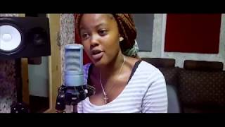 DIAMOND PLATNUMZ - AFRICAN BEAUTY Cover by Precious Mary
