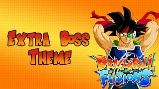 Dragon Ball Fusions 3DS - Extra Boss Theme OST