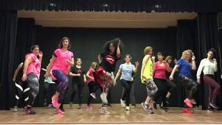 Amor, Amor, Amor/ Jennifer Lopez feat Wisin / Zumba (Dance Video)