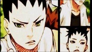 Shikadai Nara Shikamaru's Son & Temari Naruto Boruto Spin-Off - New Generation 2016 ナルト