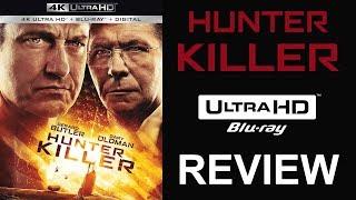 HUNTER KILLER 4K Blu-ray Review