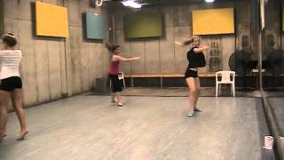 I will wait- Jazz 3 class at Stagedoor Manor Choreographed by Danielle Hannah Bensky