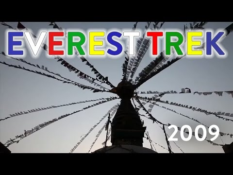 Everest Trek 2009 Teaser (HD, 720p)