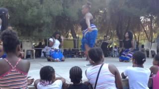 Batuku & Funana - Negritas et Candy's crew
