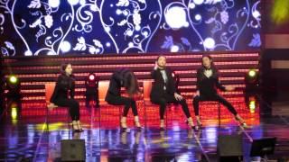 Be Natural - Red Velvet (레드벨벳) Live @ 2014 APAN (대전드라마페스티벌)