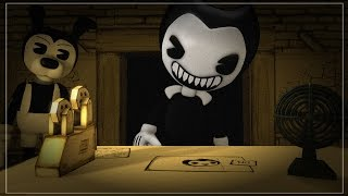 Five Nights at Bendy's - Bendy Jumpscare (Bendy and the Ink Machine)