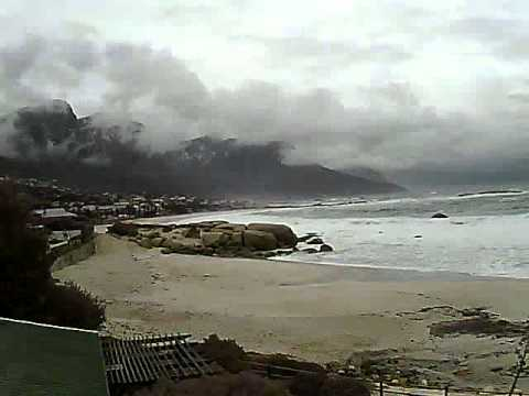 Timelapse Video – Glen Beach & Camps Bay – 24/05/2011