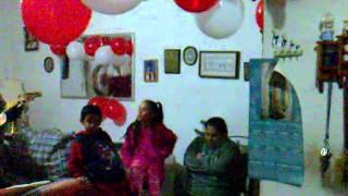 Serenata Doña Alicia @La Casa De Ivan, Cd Juarez 2012 Pt2