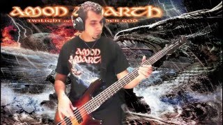 Bass Cover - The Hero by Amon Amarth
