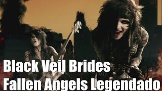 Black Veil Brides Fallen Angels (vídeo) Legendado