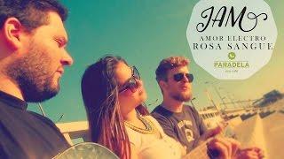 Rosa Sangue - Amor Electro | JAM live @ Paradela Eco Café