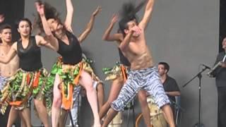 Mapalé - Danza Tradicional Colombiana - Región Atlántica