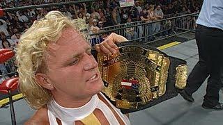 Jeff Jarrett gana su primer campeonato de Estados Unidos de WCW