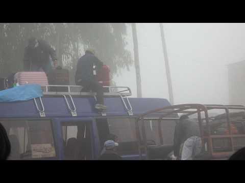 Chitwan-裝好行李離開奇旺