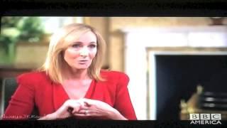 J.K. Rowling's Awards Speech to Emma Watson for BAFTA 2014