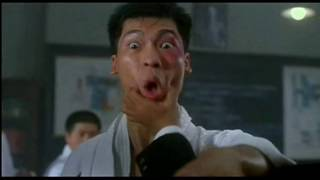 Jet Li - Fist of Legend (School Fight Scene)