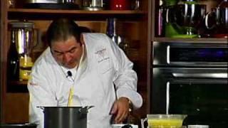 Emeril Lagasse: Clam Chowder | Food & Wine