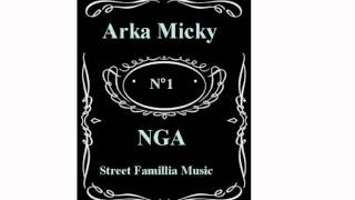 Arka feat Micky - tu t'y attendais pas