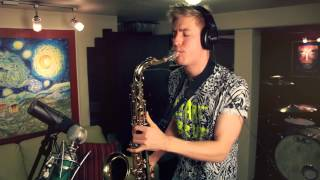 Ryan Leslie - 'Lay Down' (Daniel Halligan Sax Cover)
