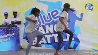 Blue Dance Battle  - Desafio 7