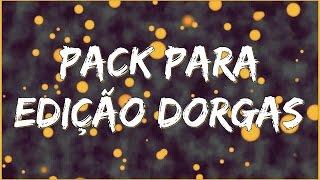 SUPER PACK PARA EDIÇÃO DORGAS 2017 - COM EXPLOSÃO, QUADRADOS/CUBOS CAINDO, CHROMA KEYS, GLITCHS...