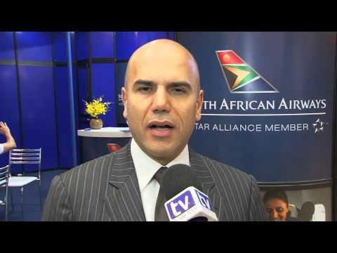 Nelson de Oliveira, da SAA, comenta Explore South African e revela projetos da aérea para o Brasil