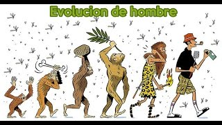Video de la evolucion del ser Humano