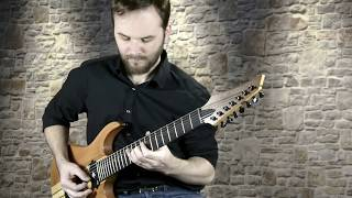 Guthrie Govan - The Blue Room Cover