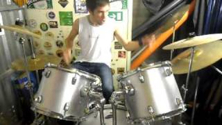 Zero Drums Cover 土屋アンナ (Anna Tsuchiya) - Dom P.